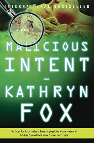 9780060857950: Malicious Intent: A Novel