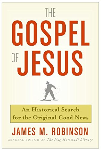 9780060858292: The Gospel of Jesus: A Historical Search for the Original Good News