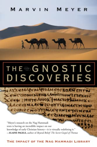 9780060858322: The Gnostic Discoveries: The Impact of the Nag Hammadi Library