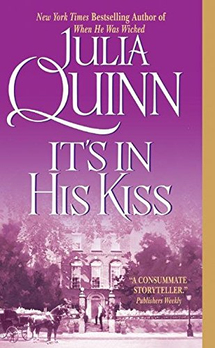 9780060858452: [Its in His Kiss] [by: Julia Quinn]