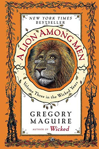 9780060859725: A Lion Among Men: Volume Three in the Wicked Years (Wicked Years (Paperback))