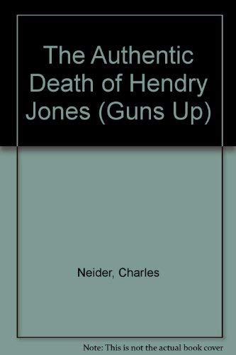 9780060870171: Authentic Death of Hendry Jones