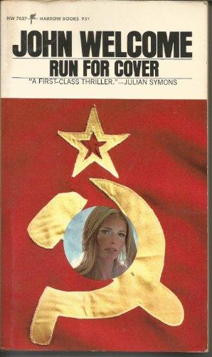 9780060870270: Run for cover (Harrow books)