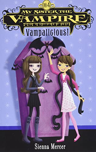 9780060871215: Vampalicious! (My Sister the Vampire)