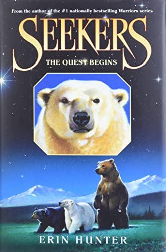 9780060871222: The Quest Begins (Seekers, Book 1)