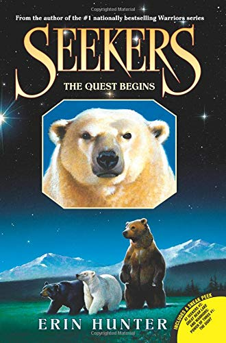 9780060871246: The Quest Begins (Seekers (Quality))