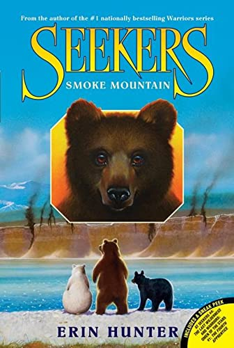 9780060871307: Seekers #3: Smoke Mountain