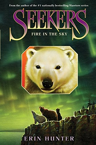 9780060871352: Seekers #5: Fire in the Sky