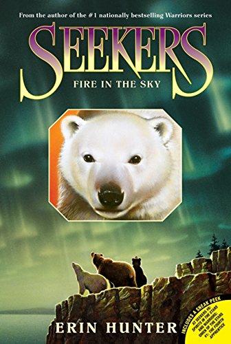 9780060871369: Seekers #5: Fire in the Sky