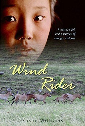 9780060872380: Wind Rider (Laura Geringer Books)