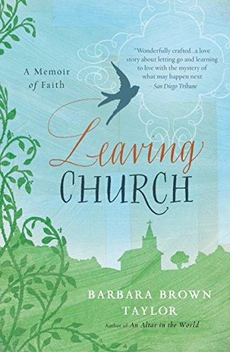 9780060872632: Leaving Church: A Memoir of Faith