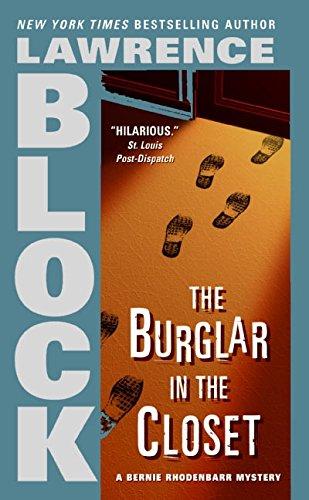 9780060872731: The Burglar in the Closet (Bernie Rhodenbarr)