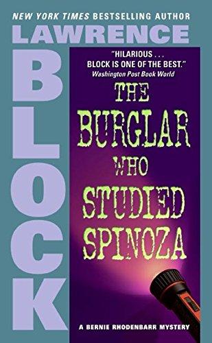 9780060872762: Burglar Who Studiede Spinoza, the