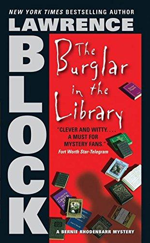 9780060872878: The Burglar in the Library (Bernie Rhodenbarr Mysteries)
