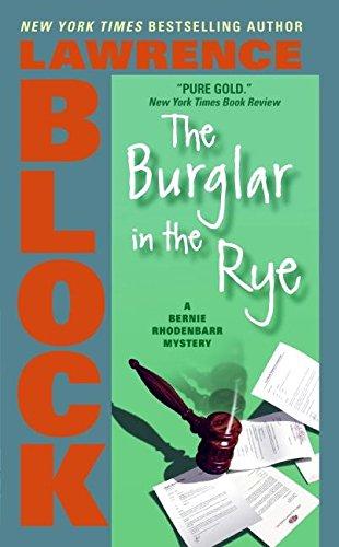 9780060872892: The Burglar in the Rye (Bernie Rhodenbarr)