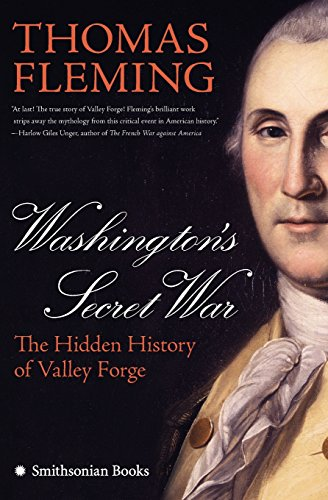 9780060872939: Washington's Secret War: The Hidden History of Valley Forge