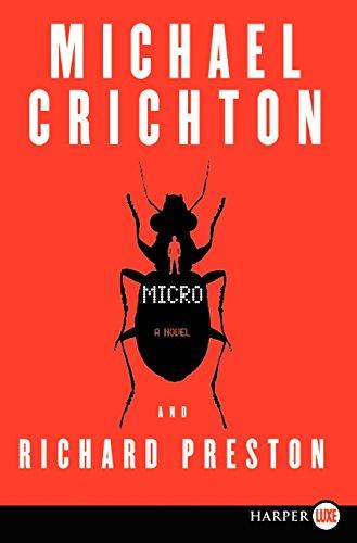 9780060873059: Micro: A Novel