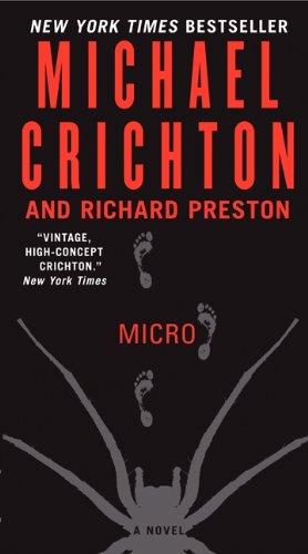 9780060873172: Micro: A Novel