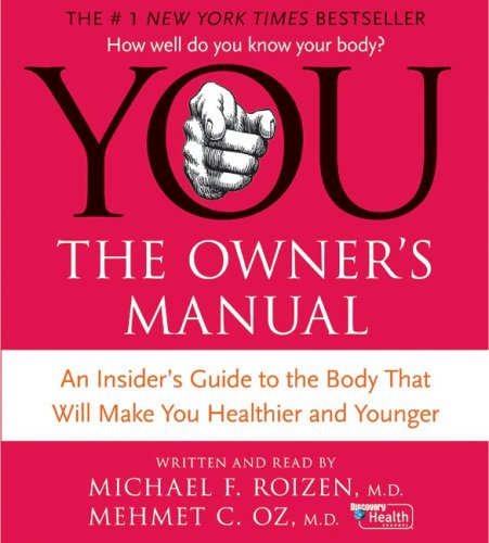 9780060873394: YOU: The Owner's Manual CD