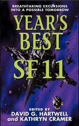 9780060873417: Year's Best SF 11 (Year's Best SF (Science Fiction))