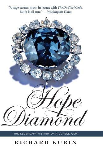 9780060873523: Hope Diamond: The Legendary History of a Cursed Gem