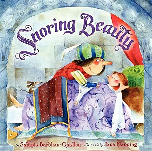 Snoring Beauty: Sudipta Bardhan-Quallen