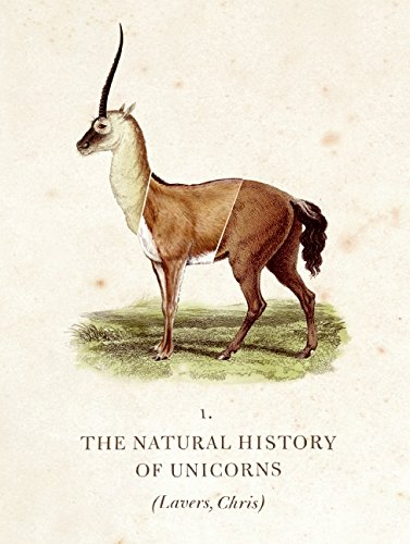 9780060874148: The Natural History of Unicorns