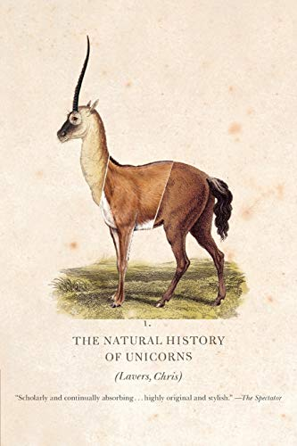 9780060874155: The Natural History of Unicorns