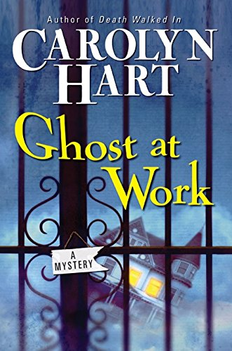 9780060874360: Ghost at Work (Bailey Ruth Mysteries, No. 1)