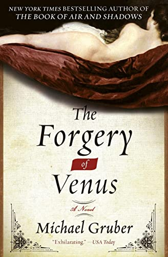 9780060874490: The Forgery of Venus: A Novel