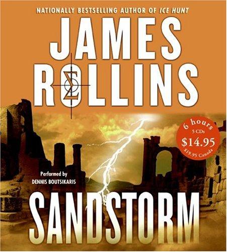 9780060874698: Sandstorm (Sigma Force)