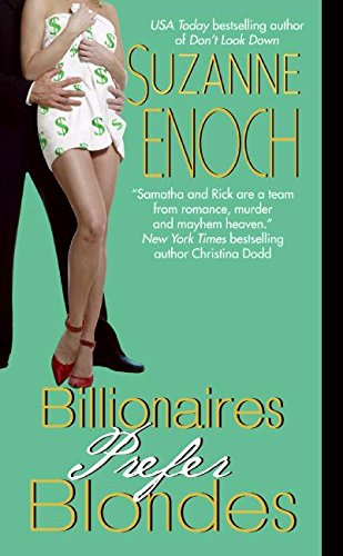 9780060875220: Billionaires Prefer Blondes