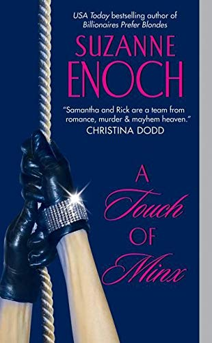 9780060875237: A Touch of Minx (Avon Romance)