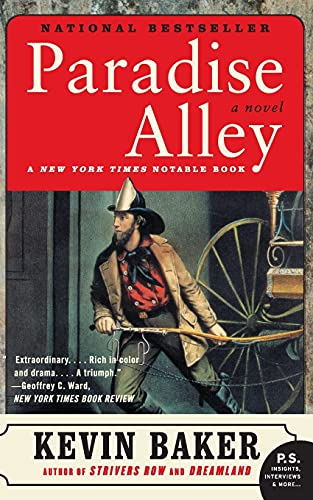 9780060875954: Paradise Alley