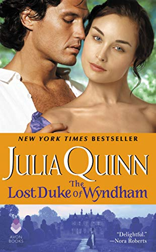 9780060876104: The Lost Duke of Wyndham (Two Dukes of Wyndham, Book 1)