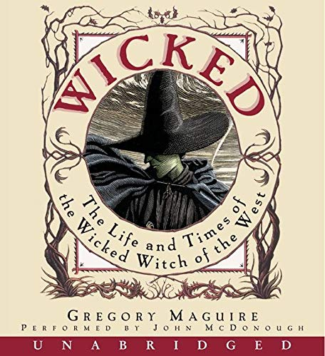 9780060876326: Wicked: The Life and Times of the Wicked Witch of the West (Wicked Years)