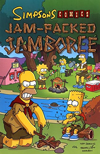 9780060876616: Simpsons Comics Jam-Packed Jamboree (Simpson Comic)