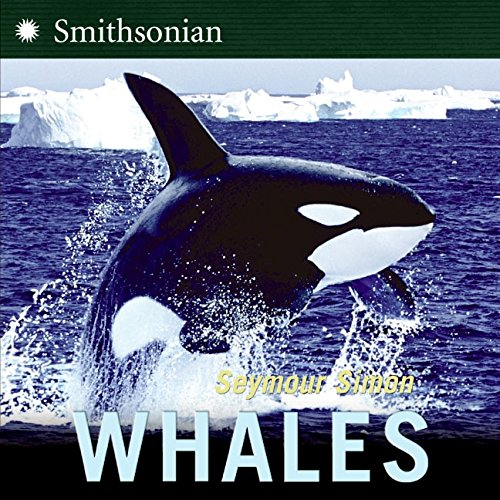 9780060877101: Whales (Smithsonian)
