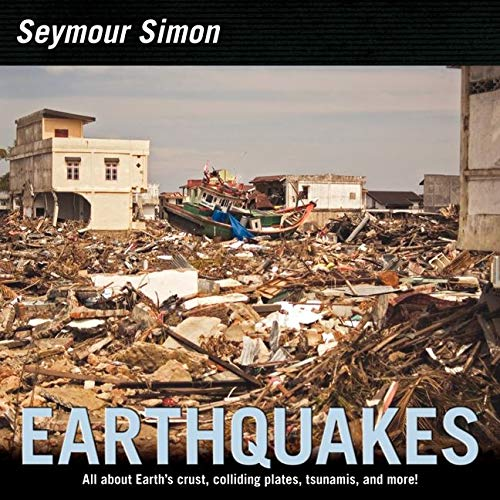 9780060877156: Earthquakes