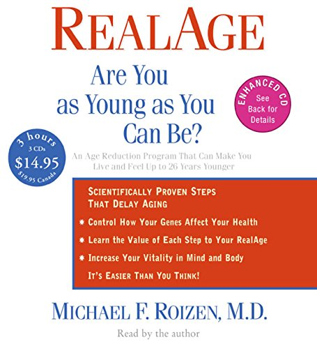 9780060877279: RealAge CD Low Price