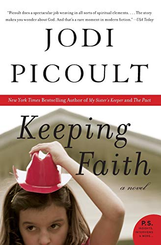 9780060878061: Keeping Faith: A Novel (P.S.)