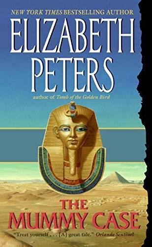 9780060878115: The Mummy Case (Amelia Peabody, Book 3)