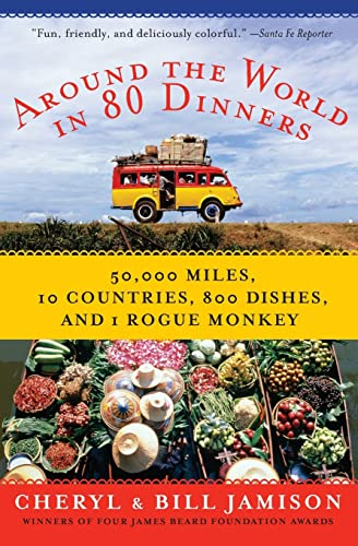 9780060878962: Around the World in 80 Dinners: The Ultimate Culinary Adventure