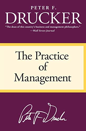 9780060878979: The Practice of Management