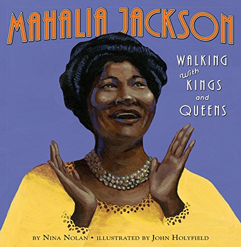 9780060879457: Mahalia Jackson: Walking with Kings and Queens