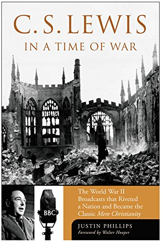 9780060881399: C.S. Lewis In A Time Of War
