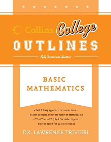 9780060881467: Basic Mathematics (Collins College Outlines)
