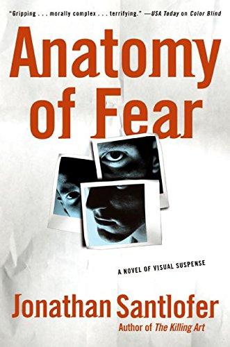 9780060881979: Anatomy of Fear: A Novel of Visual Suspense