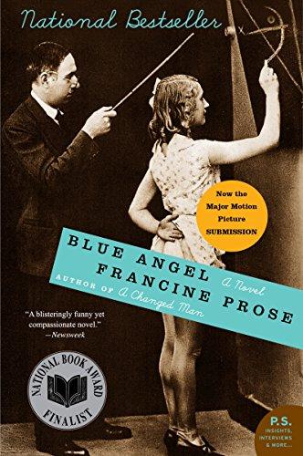 9780060882037: Blue Angel: A Novel