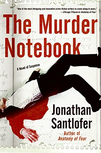 9780060882044: The Murder Notebook: A Novel of Suspense